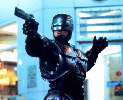 Movie Matchups: Iron Man vs. RoboCop (1/6)