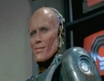 RoboCop smiles after saying he's Murphy, Deja Reviewer