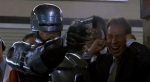 RoboCop shooting range, Deja Reviewer