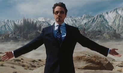 Movie Matchups: Iron Man vs. RoboCop (3/6)