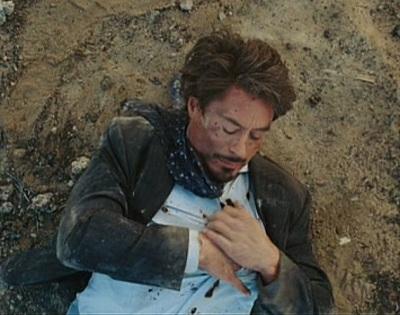 Movie Matchups: Iron Man vs. RoboCop (2/6)