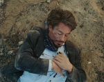Tony Stark wounded, Deja Reviewer