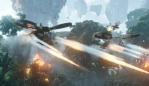 Flying military machines in Avatar, Deja Reviewer