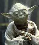 Wisdom for you Yoda has. Yes. Mmm.