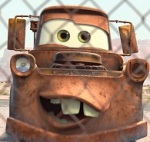 Mater becomes Lightning's best friend.