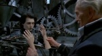Johnny Depp and Vincent Price in Edward Scissorhands, Deja Reviewer