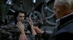 Johnny Depp and Vincent Price in Edward Scissorhands, Deja Reviewer