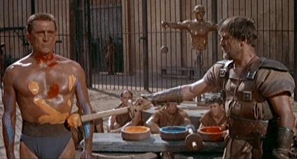 Movie Matchups: Star Wars Prequels vs. Spartacus (1/6)