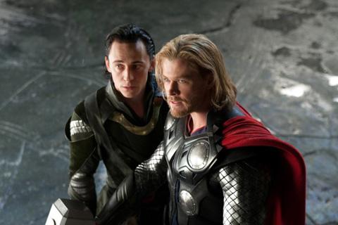 Movie Matchups: Thor vs. The Ten Commandments (1956) (3/6)