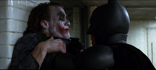 Movie Matchups: The Dark Knight vs. Seven (3/6)