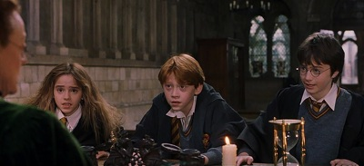 Movies that improve on multiple viewings harry potter and - Hermione granger and ron weasley kids ...