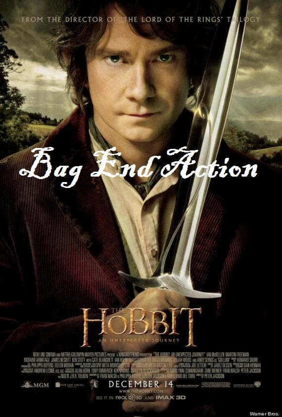 The Hobbit: Bag End Action, Deja Reviewer