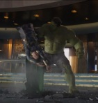 Loki is nothing compared to the Hulk