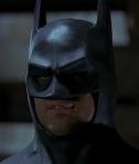 Sorry, Michael Keaton. Your portrayal of Batman isn't as good as Christian Bale's.