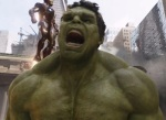 The Hulk is awesome.