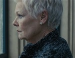 Judi Dench's M has a much bigger role in Skyfall than in any other James Bond film.
