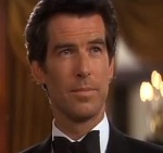 Pierce Brosnan was born to play James Bond.