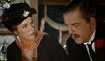 Mary Poppins plays mind games with George Banks to make him think he came up with her ideas.