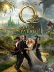 Oz the Great and Powerful movie poster.