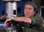 William Shatner saves Airplane II with his hilarious performance.