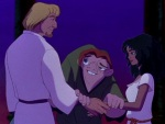 The Disney version of the Hunchback of Notre Dame is not even a pale imitation of Victor Hugo's novel.