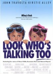 Look Who's Talking Too movie cover