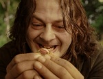 Gollum used the Ring to prolong his miserable, lonely existence for hundreds of years.