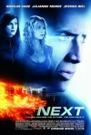 Next (2007) movie cover