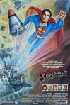 Superman IV: The Quest for Peace movie cover