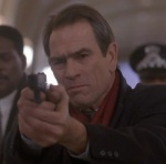 Tommy Lee Jones so successfully buried himself in the role of the pursuing detective in The Fugitive that he created a character he would keep playing for the next two decades.