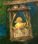 What could go wrong at a place called The Snuggly Duckling?
