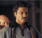 Han is betrayed by his old friend Lando.