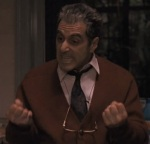 """Michael Corleone laments, """"Just when I thought I was out, they pull me back in."""""""