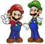 Two players can play Super Mario World as brothers Mario and Luigi.