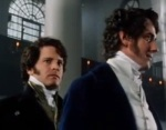 The loathing and humiliation Mr. Darcy had to endure in helping Mr. Wickham only prove more deeply his love for Elizabeth.