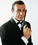Sean Connery embodies James Bond in a way no other actor has duplicated.