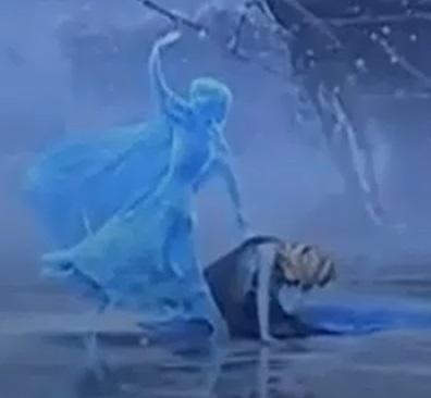 Movie Matchups Frozen 2013 Vs Enchanted Deja Reviewer