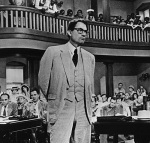Atticus Finch has been hailed to high heaven as one of the best protagonists ever. And yet if you removed Finch entirely from the story of To Kill a Mockingbird, nothing would change.