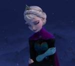 Queen Elsa is a tragic hero rather than a villain.