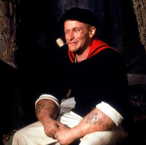 10 Unpleasant Things That Make Perfect Character Names ... Popeye The Sailor Man And His Wife