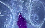Elsa can create and manipulate ice and snow.
