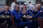 Clint Eastwood, Tommy Lee Jones, Donald Sutherland, and James Garner show they have the right stuff.
