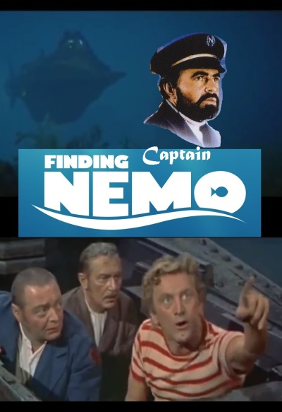 Finding Nemo 20,000 Leagues Under the Sea Movie Mashup