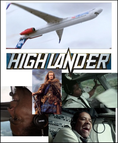 Highlander Flight Movie Mashup
