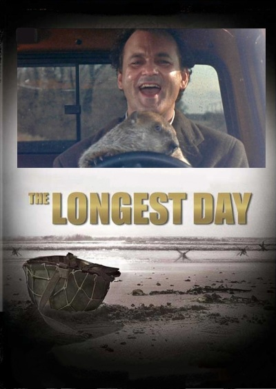 The Longest Day, Groundhog Day mashup