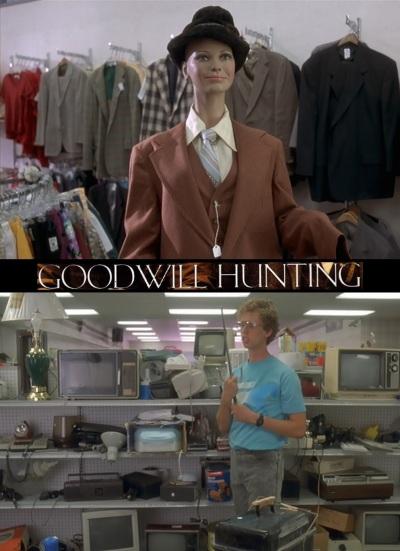 Napoleon Dynamite, Goodwill Hunting mashup