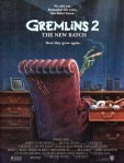 Gremlins 2 The New Batch is a live-action cartoon.