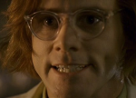 Jim Carrey adds a special touch to his Edward Nygma character.