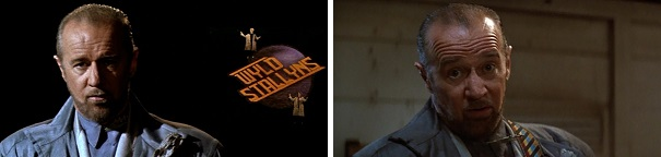 Rufus is the first and last person we see in Bill and Ted's Excellent Adventure.