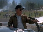 Richard Dreyfuss plays a daredevil firefighter pilot in Always.